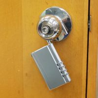 Combination door knob  Door Knobs