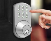 Door knob with keypad  Door Knobs