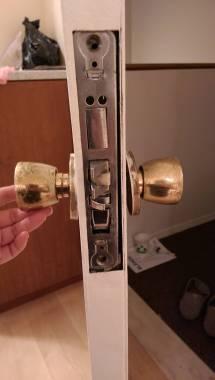 Door Knob Mortise Lock Set