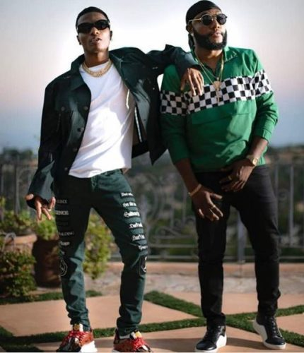 (Snippet) Kcee ft Wizkid – Psycho
