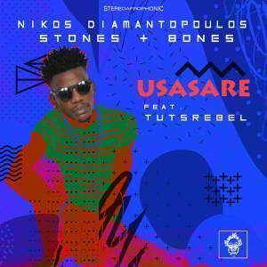 Nikos Diamantopoulos, Stones & Bones, Tutsrebel, Usasare, Original Mix, mp3, download, datafilehost, fakaza, Afro House, Afro House 2019, Afro House Mix, Afro House Music, Afro Tech, House Music