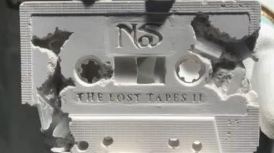 nas teases the lost tapes 2