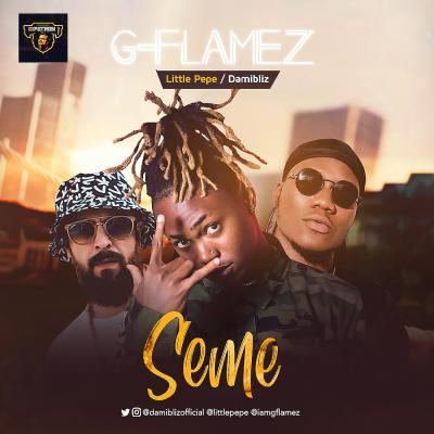 G - Flamez - Seme ft. Little Pepe & Damibliz