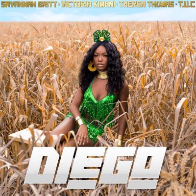 Savannah Britt - Diego ft. Victoria Kimani, R. City & T.U.C