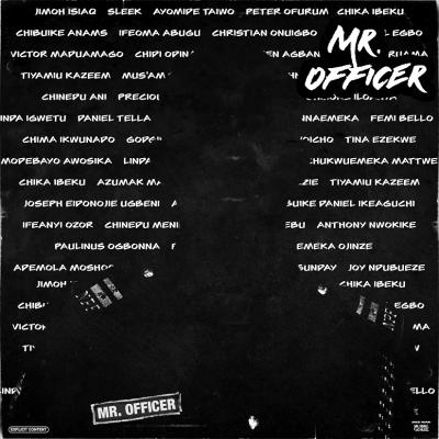 Phizbarz - Mr Officer