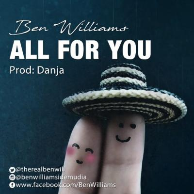 Ben Williams All For You Mp3 Download
