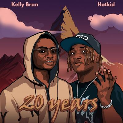 Kelly Bran ft. Hotkid - 20 Years (Prod. by G'Wheen)
