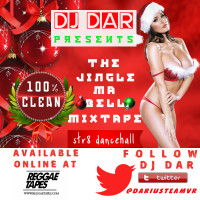 DJ DAR PRESENTS THE JINGLE MA BELL MIXTAPE