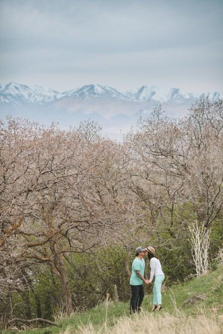 Spring Engagements, SLC, UT