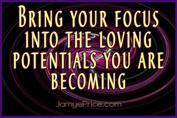 Focus on Your Inner Potentials by Jamye Price