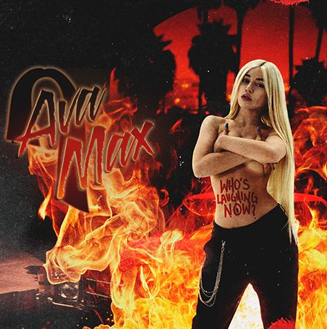 Ava Max Ha Ha (Who's Laughing Now?) MP3 DOWNLOAD