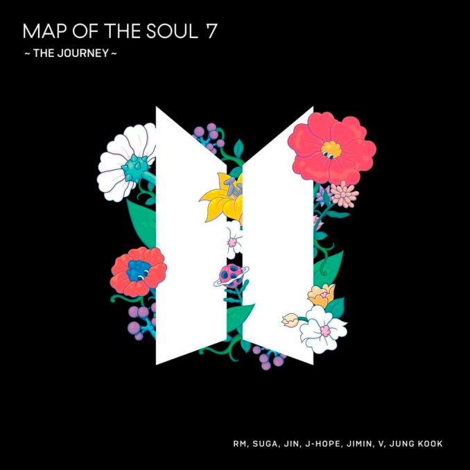 BTS – MAP OF THE SOUL : 7 ~ THE JOURNEY ~ Full Album Zip Download