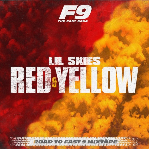Lil Skies Red & Yellow MP3