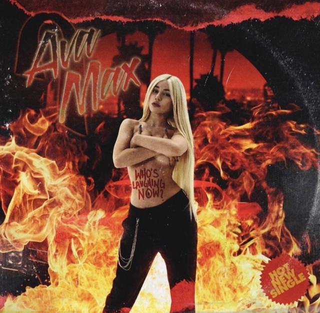Ava Max Who's Laughing Now (Breathe Carolina Remix) MP3 DOWNLOAD