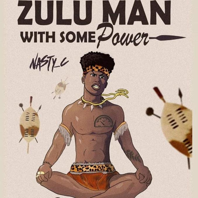 Nasty C Zulu Man With Some Power Album Zip Download