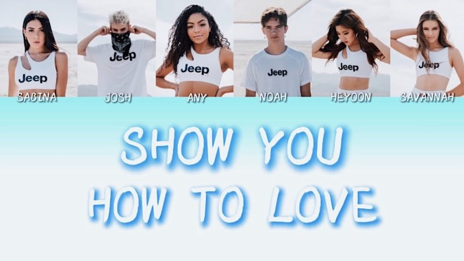 Now United Show You How To Love MP3 DOWNLOAD