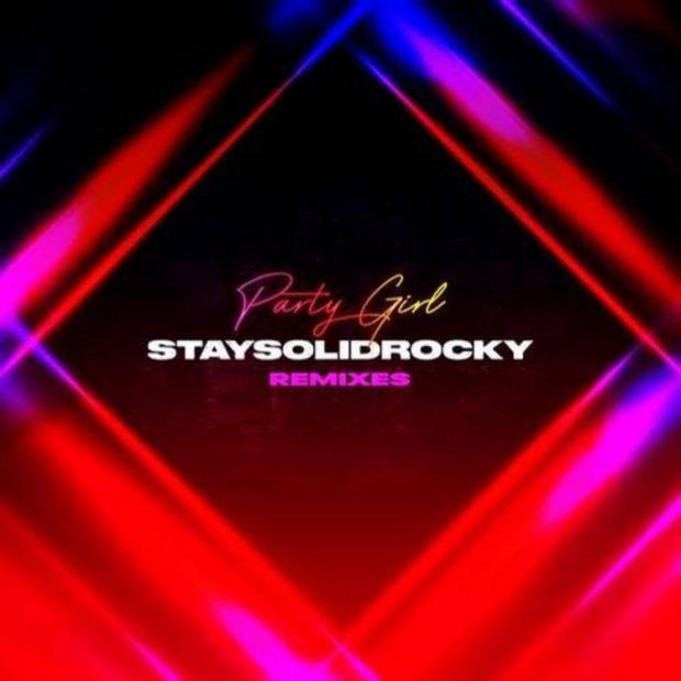 StaySolidRocky Party Girl (Sarcastic Sounds Remix) MP3 DOWNLOAD