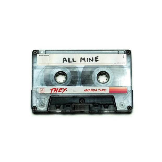 THEY. All Mine MP3 DOWNLOAD
