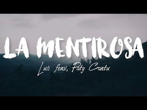 Luis Fonsi La Mentirosa (Letra) MP3 DOWNLOAD