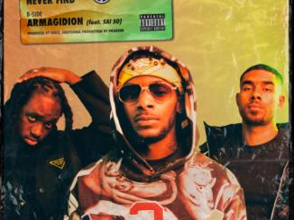 WSTRN Never Find/Armagidion MP3 DOWNLOAD