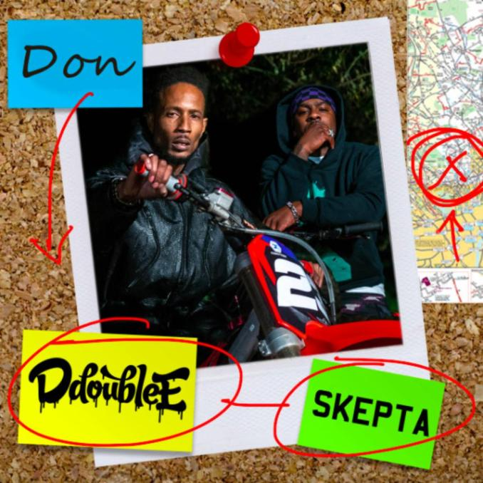 D Double E & Skepta DON MP3 DOWNLOAD