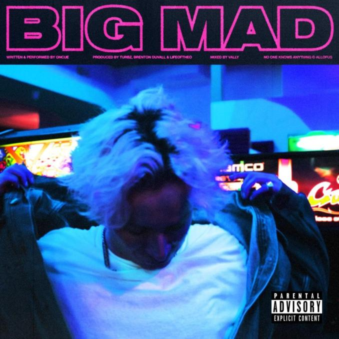 OnCue Big Mad MP3 DOWNLOAD