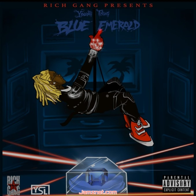 Young Thug Blue Emerald MP3 DOWNLOAD