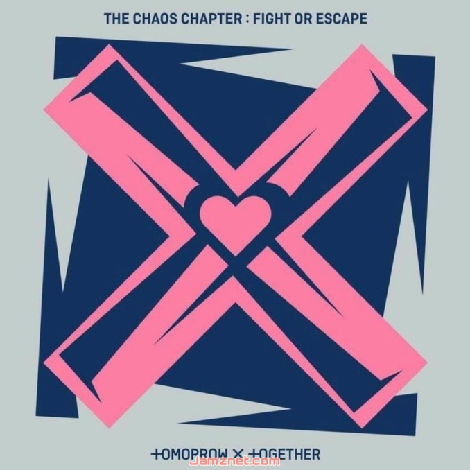 TOMORROW X TOGETHER The Chaos Chapter: FIGHT OR ESCAPE ZIP DOWNLOAD