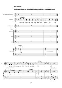Klavierauszug