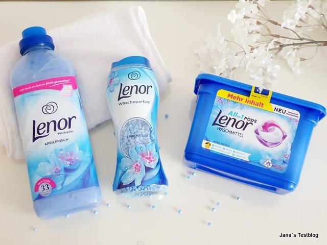 Lenor – Das Dreamteam für reine und duftende Wäsche