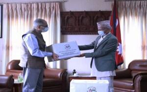 भारतले नेपाललाई २ हजार भाइल रेमडेसिभिर सहयोग