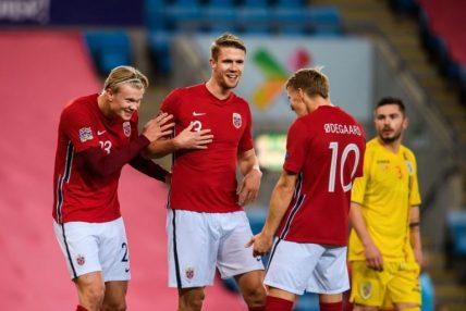 नेसन्स लिग फुटबल : नर्वेको फराकिलो जीत