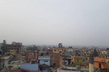 काठमाडौँमा यसवर्षको सबैभन्दा चिसो महसुुस