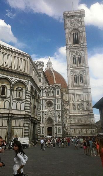 Italy, it's been way too long!