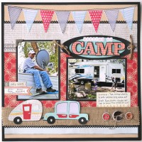 Camp & Stamps