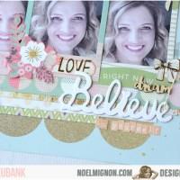 Noel Mignon: Believe