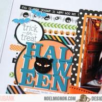 Noel Mignon: Halloween