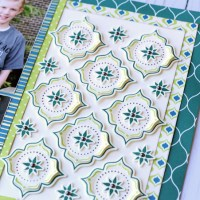 Stampin' Up: Eastern Palace Suite