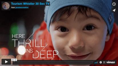 Thrill Runs Deep _TV Commercial