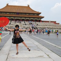 Stepping foot into China's Forbidden City in Beijing