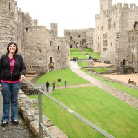 Exploring Edwardian Caernarfon, my first Welsh town and Castle
