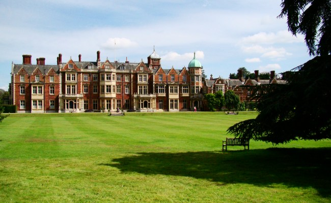 Sandringham House Where The Queen Of England Spends The