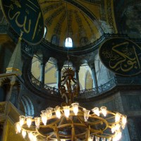 Exploring the interior of Hagia Sophia, Turkeys' Church-turned-Mosque
