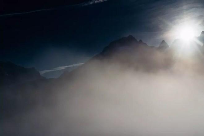 Alpen, Berchtesgaden, Berchtesgadener Land, Deutschland, Dezember, Schnee, Winter