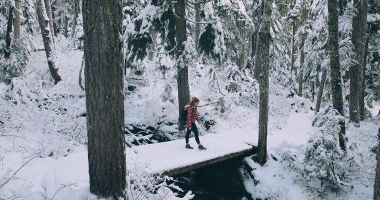 Rainbow Lake Hike