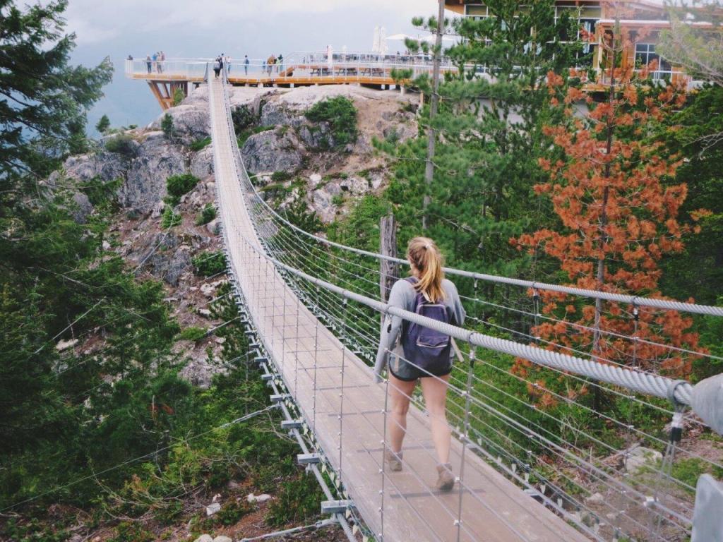 Sea-to-Summit Hike to the Sea-to-Sky Gondola