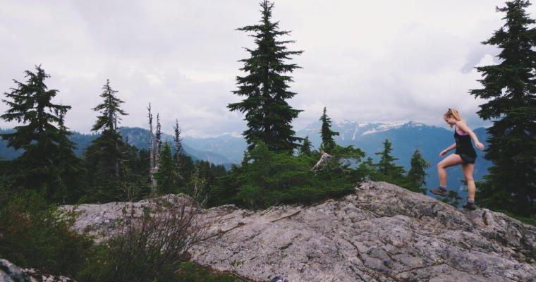 Mount Fromme Hike