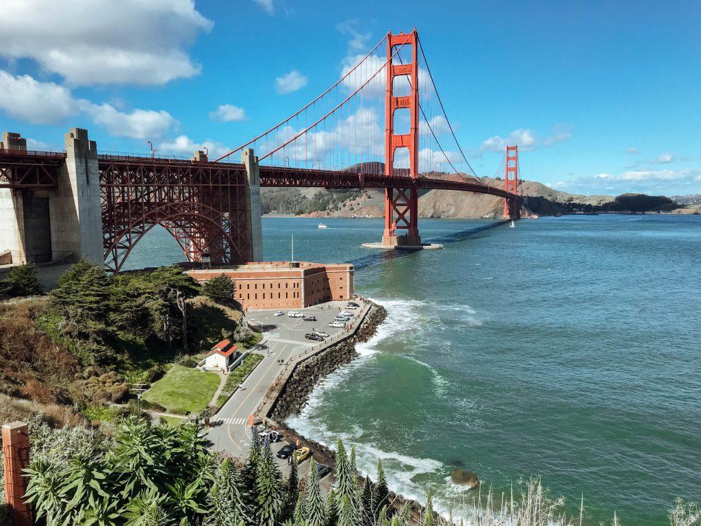 A Week in San Francisco