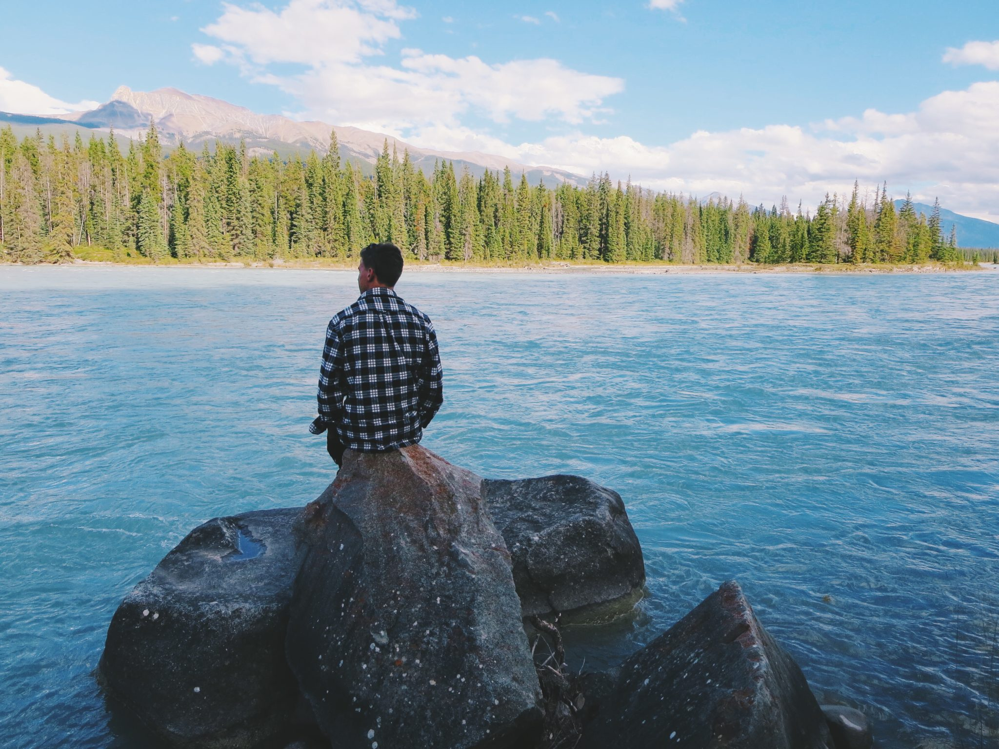 jana meerman athabasca river