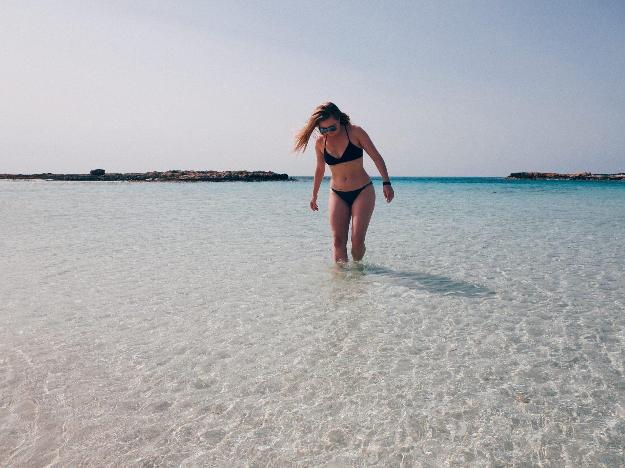 jana meerman nissi beach cyprus